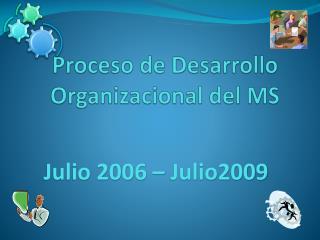 Proceso de Desarrollo Organizacional del MS