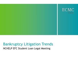 Bankruptcy Litigation Trends