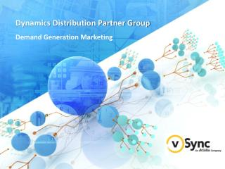 Dynamics Distribution Partner Group