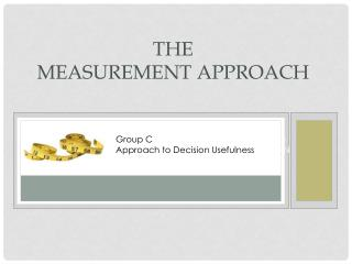 The Measurement Approach