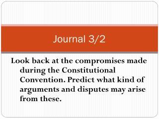 Journal 3/2