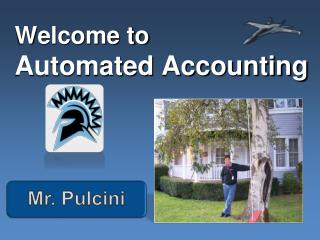 Welcome to  Automated Accounting