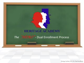 "The  "" HERO""  -  Dual Enrollment Process"