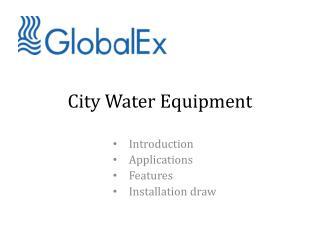 City Water Equipment