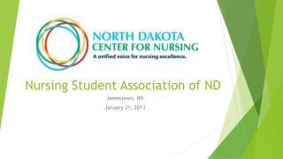 Nursing Student Association of ND