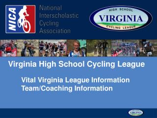 Virginia High  School Cycling League