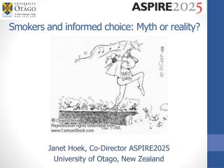 Smokers and informed choice:  Myth  or reality ?