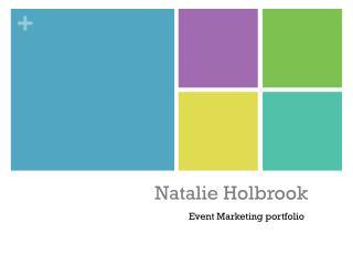 Natalie Holbrook