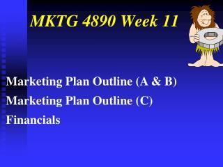 MKTG 4890 Week 11