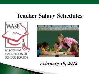 Teacher Salary Schedules