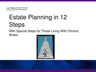Estate Planning in 12 Steps
