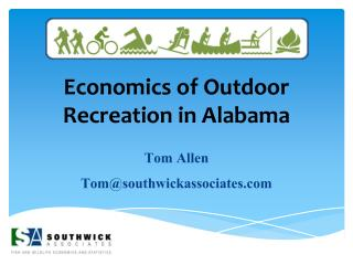Economics of Outdoor Recreation in Alabama