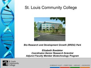 Bio-Research & Development Growth Park at the Danforth Center