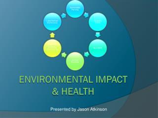Environmental Impact & health