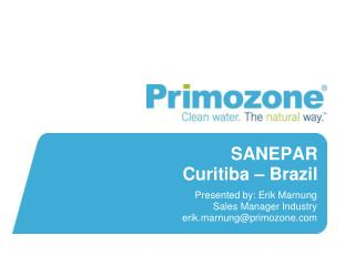 SANEPAR  Curitiba – Brazil