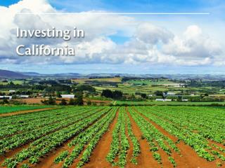 UC ANR is a vital partner, working hand in hand with agriculture to  enhance  markets help the balance of trade address