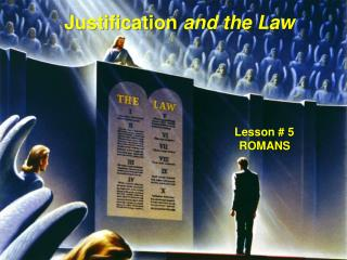 Justification  and the Law