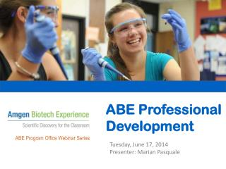 ABE Professional Development