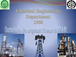 Chemical Engineering Department 1958