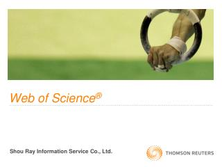 Web of Science ®
