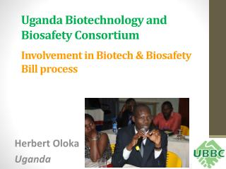 Uganda Biotechnology and Biosafety Consortium