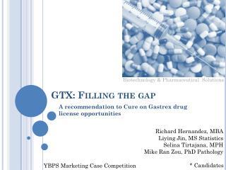 GTX: Filling the gap