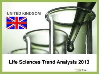 Life Sciences Trend Analysis 2013
