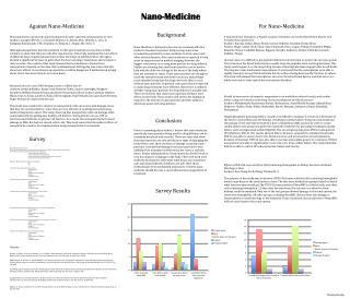 Nano -Medicine