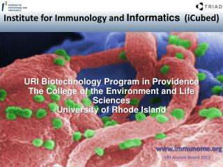 Institute for Immunology and  Informatics   ( iCubed )