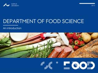 Department of food science