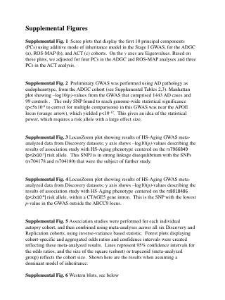 Supplemental Figures