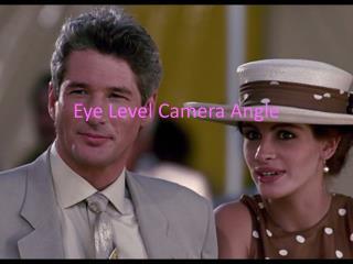 Eye Level Camera Angle