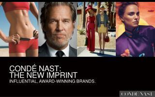 Condé Nast: The  N ew I m print