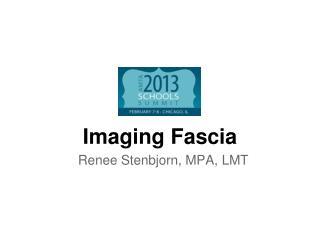 Imaging  Fascia