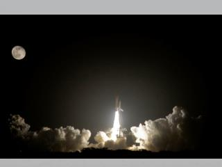 The Space Shuttle program is the only United States manned space flight program. NASA's Space Shuttle program started i