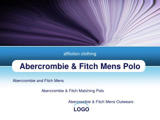 nice abercrombie & fitch mens polo