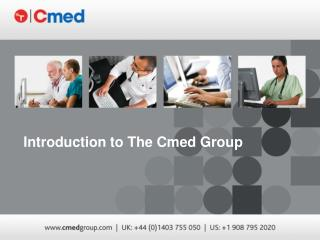 Introduction to  T he  Cmed  Group