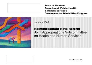 reimbursement rate reform joint appropriations subcommittee on health and human services