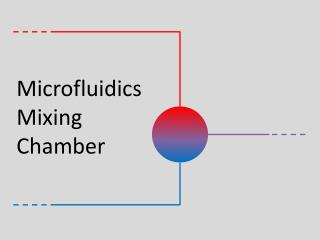 Microfluidics  Mixing  Chamber