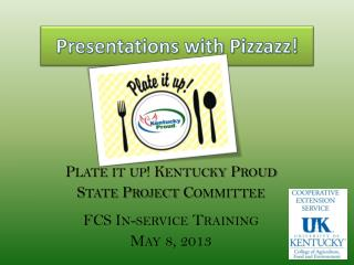 Presentations with Pizzazz!