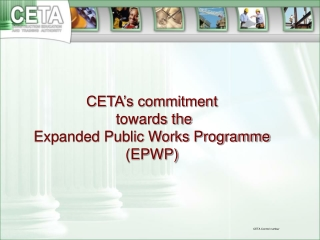 ceta national road show