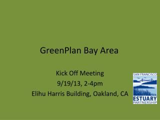 GreenPlan  Bay Area
