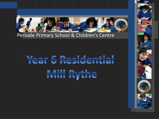 Perivale Primary School & Children ' s Centre