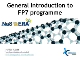 General Introduction to FP7 programme