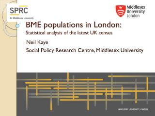 BME populations in London: Statistical analysis of the latest UK census