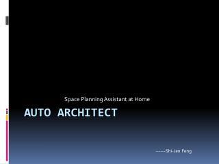 Auto Architect