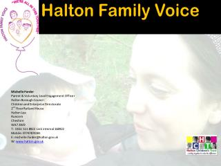 Halton Family Voice