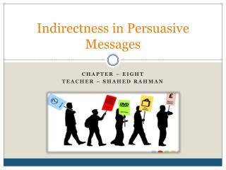 identify seven ways to establish credibility in persuasive messages Build credibility with results of performance tests, polls, or awards motivating action close with repetition of the central selling point and clear instructions for an easy action to be taken.