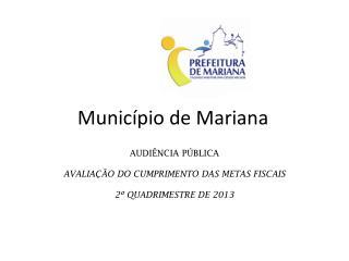 Município de Mariana