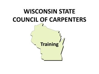 wisconsin state  council of carpenters